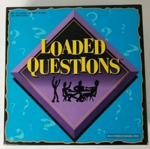 Loaded Questions Board Game for Adults 1997 - $12.19