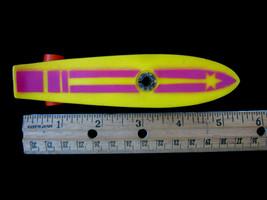 Vintage Mattel 1978 Barbie Super Teen Skipper Yellow Skateboard MINT - $7.91
