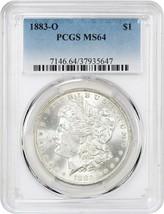 1883-O $1 PCGS MS64 - Morgan Silver Dollar - $82.45