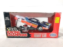 Racing Champions Randy Anderson NHRA Parts America 1:24 Funny Car 1996 - $22.50