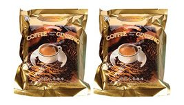 Gold Choice Instant Coffee with Ginseng (Campuran Kopi Segera Dengan Gin... - $34.65