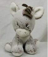 Aurora Baby Horse Donkey Pony Brown Plush Security Lovey Minky Pillow So... - $64.31