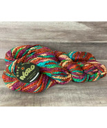 2 Skeins Noro Fuji Cotton, Wool. Acrylic, Nylon Blend Multicolored -50grams - £15.53 GBP