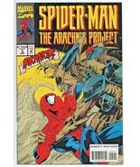 Spider-Man The Arachnis Project #5 1994 VF+ 8.5 - $4.25