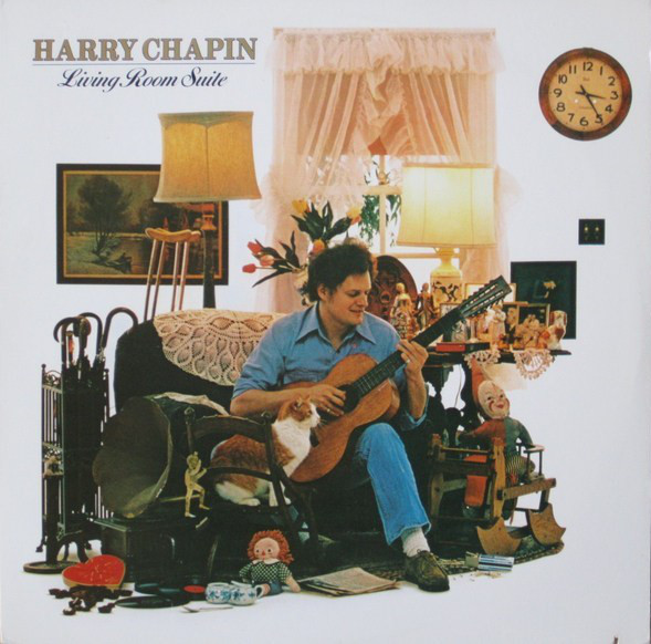 Primary image for  Harry Chapin ‎– Living Room Suite (NEW)