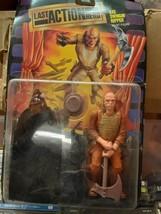 "Vintage ""Last Action Hero"" Movie Axe Swinging Ripper Stunt Figure Mattel 1993 - $15.00"