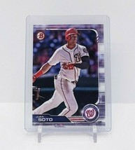 2019 Bowman #92 Juan Soto Washington Nationals Baseball Card - $1.00