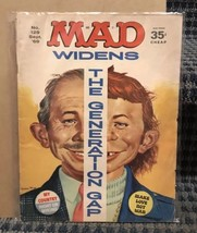 1969 September Mad Magazine #129 Great Cover - $12.19