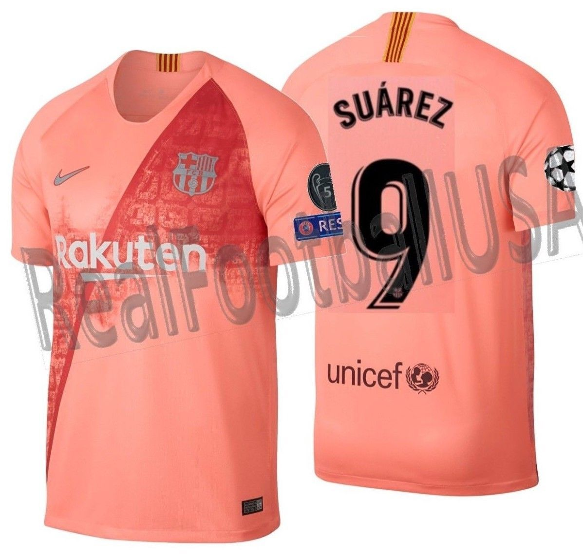 d81562e65 Nike Luis Suarez Fc Barcelona Third Jersey and 50 similar items. 57