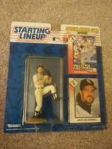 MLB Baseball Jack McDowell Chicago White Sox Starting Lineup 1993 Kenner Figure - $4.70