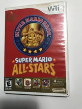 Super Mario All-Stars -- Nintendo Select (Nintendo Wii, 2010) No Manual Tested - $18.76