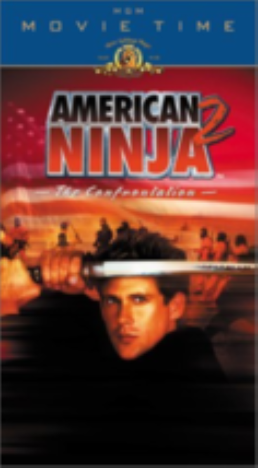 American Ninja 2 - The Confrontation Vhs