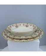 Rosenthal WESTBURY 2 Platters and Oval Vegetable Mint Unused Condition - $247.78