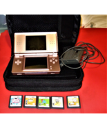 Nintendo DSI Video Game System With Case - $45.00