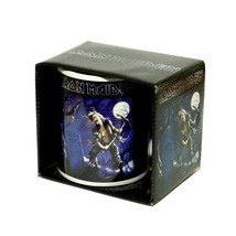 IRON MAIDEN Benjamin Breeg Boxed Ceramic Coffee Cup Mug - £10.37 GBP