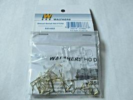Walthers Mainline #933-822 F7/F9 Diesel Detailing Kit  HO Scale image 3