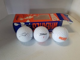 Titleist Golf Balls Tiger Woods  Wheaties Collectible One Sleeve - $9.65
