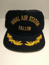 US Navy Trucker Scrambled Eggs hat/cap US NAVAL AIR STATION FALLON New Era - $19.95
