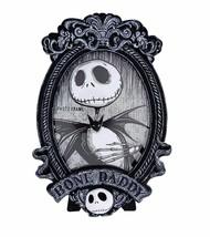 Disney Parks Nightmare Before Christmas Jack Skellington Bone Daddy Frame Nwt - $29.69
