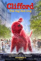 "Clifford the Big Red Dog Poster Walt Becker Movie Art Film Print 24x36"" ... - $10.90+"