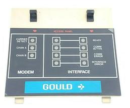 GOULD ACCESS PANEL DOOR MODEM INTERFACE image 1