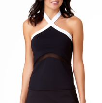 Liz Claiborne Tankini Swimsuit Top Size M, L, XL, XXL Msrp $49.00 - $24.99