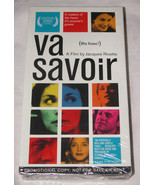 Va Savoir VHS, 2002, French, Promotional Copy, U.S.A - $17.57