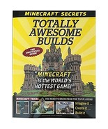 Minecraft Secrets Totally Awesome Builds ~ Paperback - $9.79