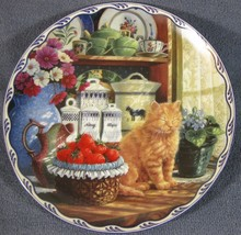 Annebell's Simple Pleasure Collector Plate Warm Country Moments Mary Ann... - $31.95