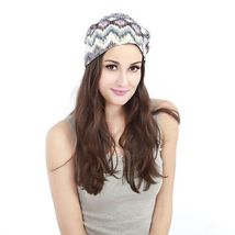 Multi Use Fashion Beanie Perfect for Any Season Choice of Colors image 4