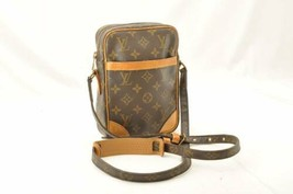 LOUIS VUITTON Monogram Danube Shoulder Bag M45266 LV Auth 10383 No Sticky - $398.00