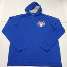 NWOT Chicago Cubs MLB Men's Lightweight Under Armour Hoodie Sweatshirt 2... - $49.49
