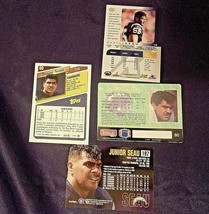 Junior Seau - San Diego Chargers # 55 LB Football Trading Cards AA-19FTC30103 Vi image 2