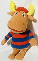 """TY 2005 Backyardigans TYRONE THE MOOSE 8"""" Plush Stuffed Animal Gift - $11.52"""