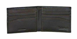 Timberland Men's Leather Billfold Wallet w/ Bottle Opener Key Chain NP0565/01 image 2