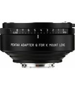 Adapter for PENTAX K mount lens Q 39977 - $243.18