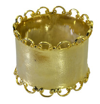 grand Plain Gold Plated multi Bangle Fashion casually US - $13.16