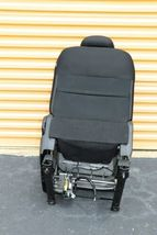 17-18 Nissan Rogue Front Left Driver Manual Seat - Black image 7