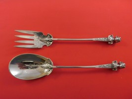 Busy by Gorham Sterling Silver Salad Serving Set Long BC 2pc - $2,759.00