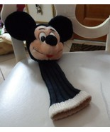 """Vintage Disney Mickey Mouse GOLF Club COVER 14""""  (#4) - $37.00"""