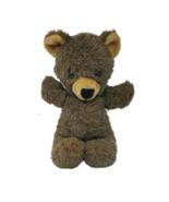 "22"" VINTAGE 1978 ANIMAL FAIR BROWN TEDDY BEAR STUFFED ANIMAL PLUSH TOY L... - $83.22"
