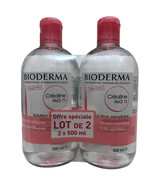 Bioderma Crealine H2O TS Solution Micellaire Set 16.9 OZ Each - $42.98