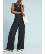 Anthropologie Whitney Tailored Jumpsuit $158 Sz 0 - NWT - $99.99