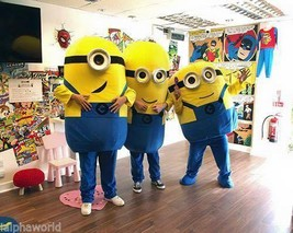 * Minions Mascot Costumes Self Hire Or Manned S... - $24.02