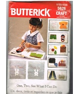 Butterick 5626 Sew a Learning Book for Children Sewing Craft Pattern - $8.00
