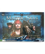 Pirates Of The Caribbean Master Of The Seas Strategy Game Family Game - $52.77