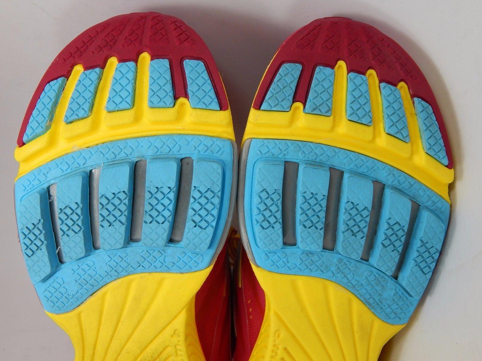 Newton Motion IV 4 Women's Running Shoes Size US 10.5 M (B) EU 42 Red W000415