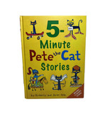 5 Minute Pete The Cat Stories by Kimberly and James Dean Childrens Book - $14.80