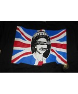 SEX PISTOLS - God Save the Queen T-shirt ~Never Worn~ Jr Large - $13.00