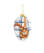Pier 1 Li Bien Collectible Easter Henry 2020 Bunny Ornament NIB FREE SHI... - $21.77